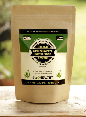 Green Papaya Superfood Powder