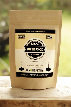 Organic Maca Superfood Powder