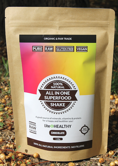 ALL-IN-ONE SUPERFOOD